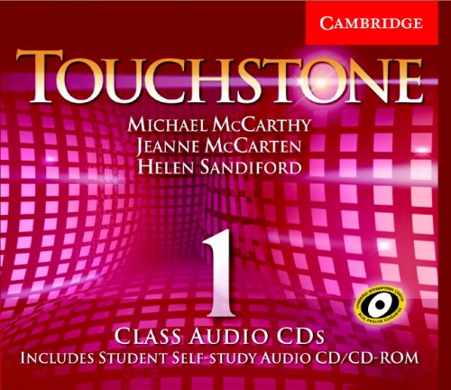 9780521666060: Touchstone Class Audio CDs 1 Class Audio CDs L1 (pack 4)