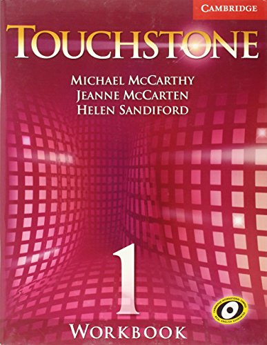9780521666107: Touchstone Workbook, Level 1