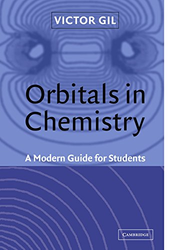 9780521666497: Orbitals in Chemistry: A Modern Guide for Students