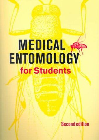 9780521666596: Medical Entomology for Students