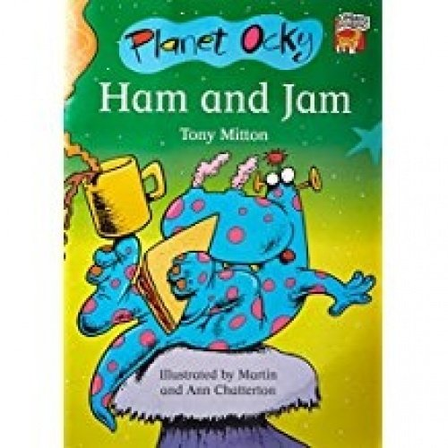 Planet Ocky Pack of 6: Ham and Jam (Cambridge Reading) (0521666813) by Tony Mitton