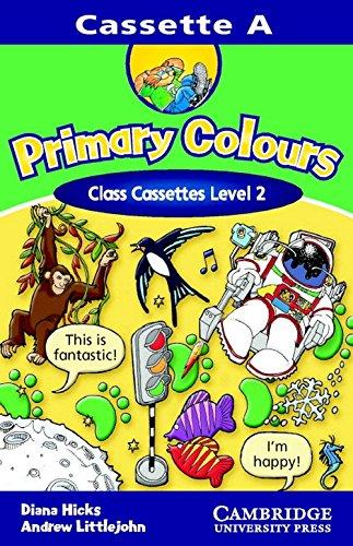 9780521667210: Primary Colours 2 Class Cassette