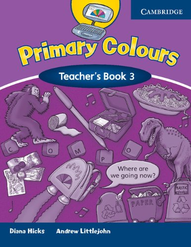 9780521667241: Primary Colours 3 Teacher's Book