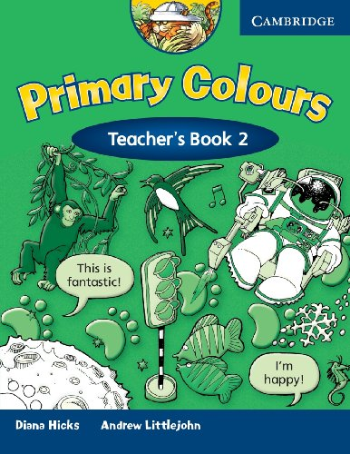 9780521667258: Primary Colours 2 Teacher's Book