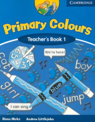 9780521667265: Primary Colours 1 Teacher's book