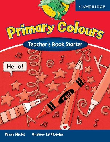 9780521667272: Primary Colours Teacher's Book Starter
