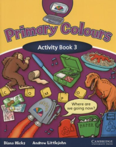 9780521667289: Primary Colours 3 Activity Book