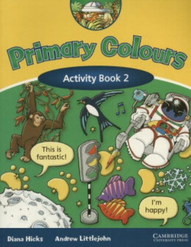 9780521667296: Primary Colours 2 Activity Book
