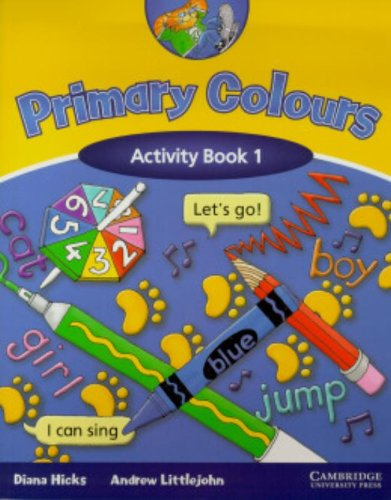 9780521667302: Primary Colours 1 Activity book