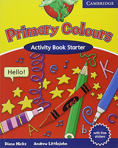 9780521667319: Primary Colours Activity Book Starter