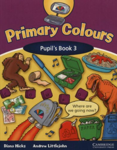 9780521667326: Primary Colours 3 Pupil's Book