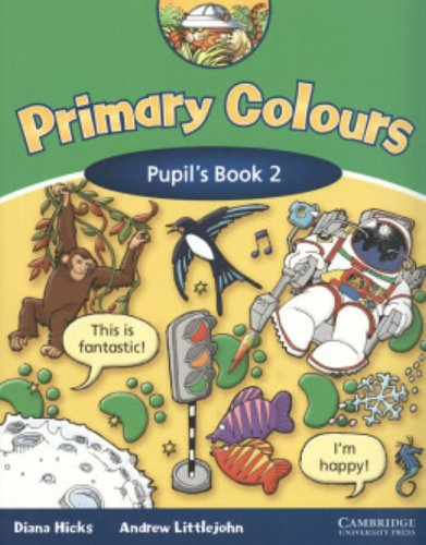 9780521667333: Primary Colours 2 Pupil's Book