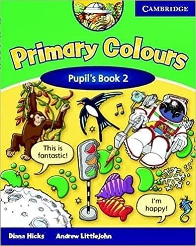 9780521667333: Primary colors. Pupil's book. Con espansione online. Per la 2� classe elementare