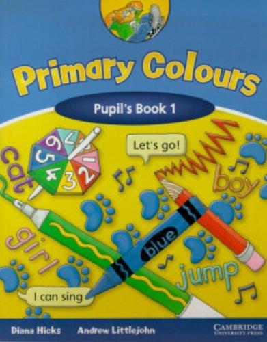 9780521667340: Primary colors. Pupil's book. Con espansione online. Per la 1� classe elementare