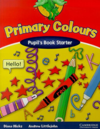 9780521667357: Primary Colours Starter Pupil's Book