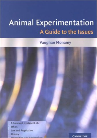9780521667869: Animal Experimentation: A Guide to the Issues