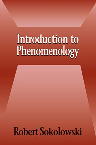 9780521667920: Introduction to Phenomenology Paperback