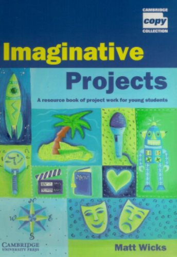 9780521668057: Imaginative Projects (Cambridge Copy Collection)