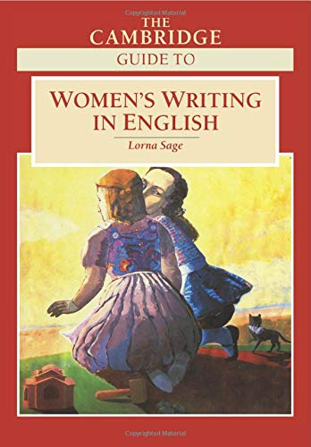 9780521668132: The Cambridge Guide to Women's Writing in English