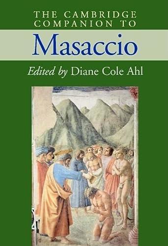 9780521669412: The Cambridge Companion to Masaccio