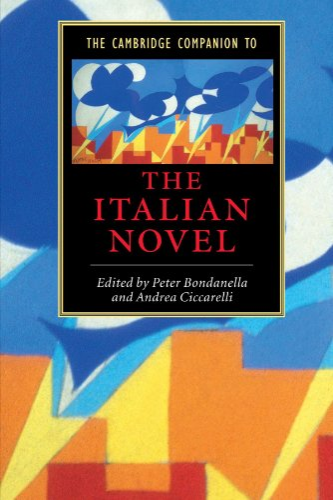 9780521669627: The Cambridge Companion to the Italian Novel