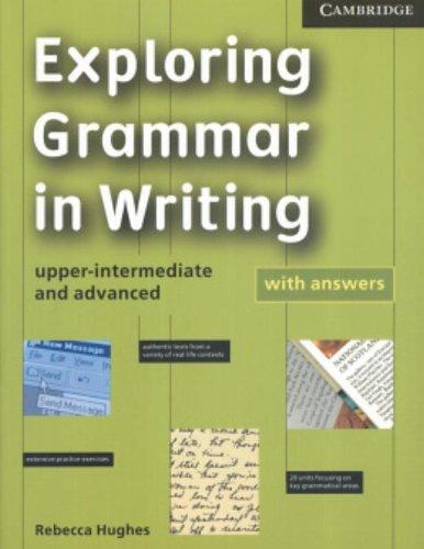 9780521669948: Exploring Grammar in Writing
