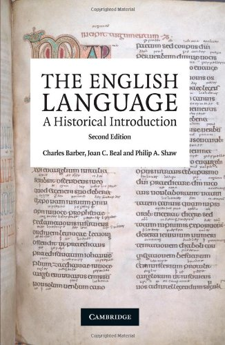 9780521670012: The English Language: A Historical Introduction (Cambridge Approaches to Linguistics)
