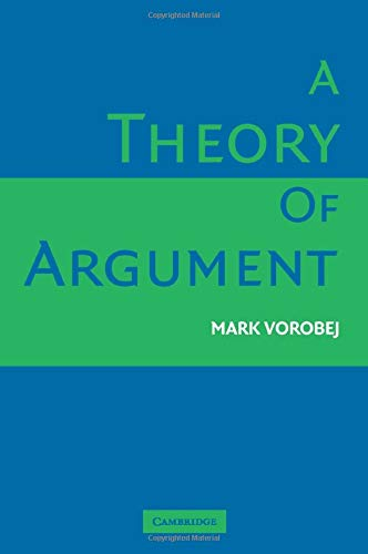 9780521670258: A Theory of Argument Paperback