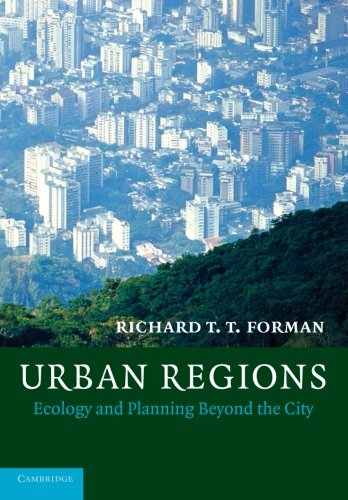 9780521670760: Urban Regions: Ecology and Planning Beyond the City