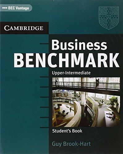 9780521671163: Business Benchmark Upper Intermediate Student's Book BEC Edition