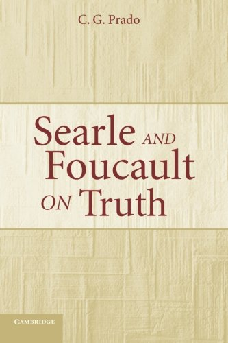 9780521671330: Searle and Foucault on Truth
