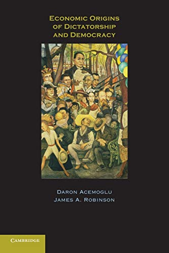 9780521671422: Economic Origins of Dictatorship and Democracy Paperback