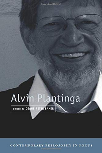 9780521671439: Alvin Plantinga (Contemporary Philosophy in Focus)