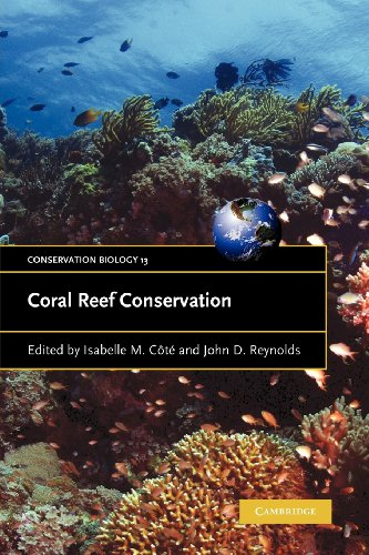 9780521671453: Coral Reef Conservation (Conservation Biology)