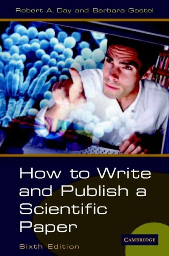 9780521671675: How to Write and Publish a Scientific Paper