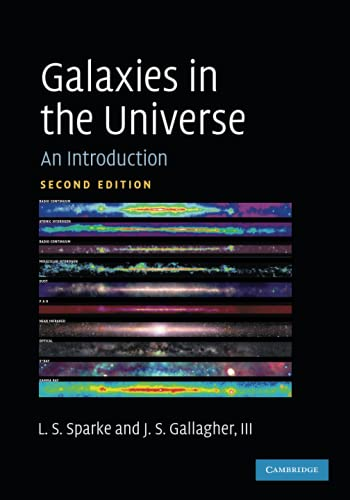 9780521671866: Galaxies in the Universe 2nd Edition Paperback: An Introduction