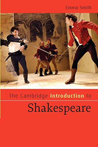 9780521671880: The Cambridge Introduction to Shakespeare (Cambridge Introductions to Literature)