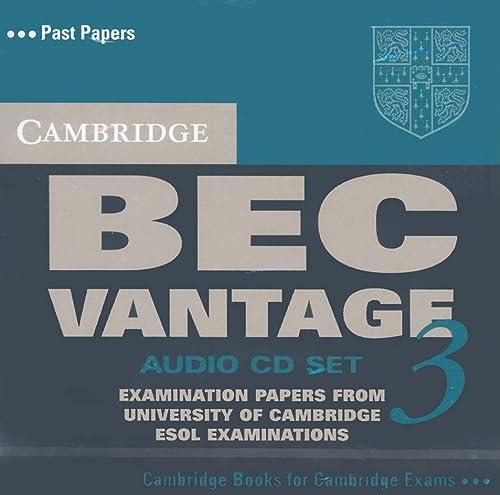 9780521672016: Cambridge BEC Vantage 3 Audio CD Set (2 CDs) (BEC Practice Tests)