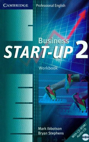 Business Start-Up 2 Workbook with Audio CD/CD-ROM: Mark Ibbotson, Bryan