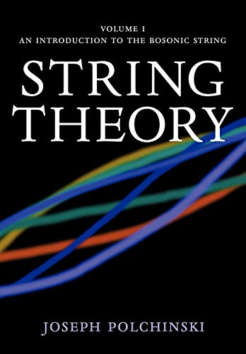 9780521672276: String Theory: Volume 1, An Introduction to the Bosonic String Paperback (Cambridge Monographs on Mathematical Physics)