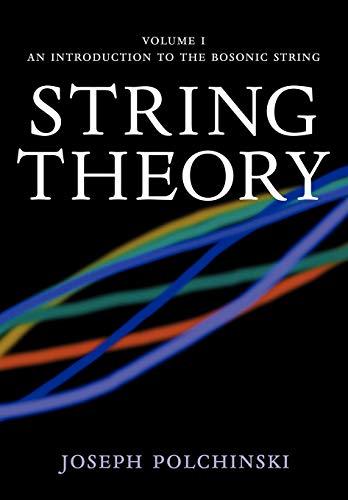 9780521672276: String Theory, Vol. 1 (Cambridge Monographs on Mathematical Physics)
