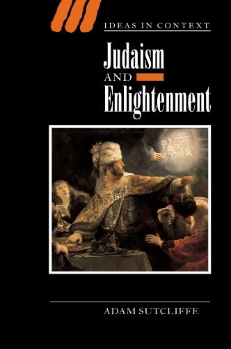 9780521672320: Judaism and Enlightenment (Ideas in Context)