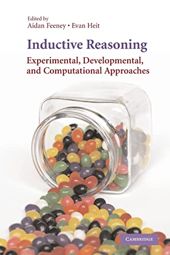 9780521672443: Inductive Reasoning: Experimental, Developmental, and Computational Approaches