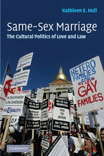 Same-Sex Marriage: The Cultural Politics of Love: Kathleen E. Hull
