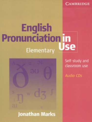 9780521672641: English Pronunciation in Use Elementary Audio CD Set (5 CDs)