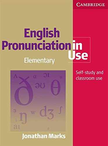 9780521672665: English Pronunciation in Use Elementary Book with Answers and Audio CD Set (5 CDs)