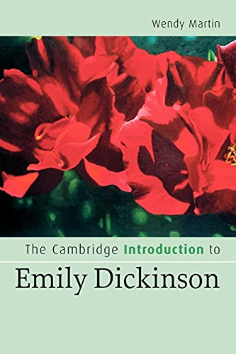 9780521672702: The Cambridge Introduction to Emily Dickinson (Cambridge Introductions to Literature)