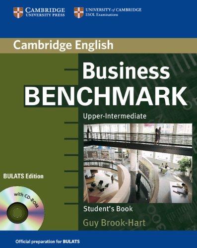 Business Benchmark Upper Intermediate Student s Book: Guy Brook-Hart