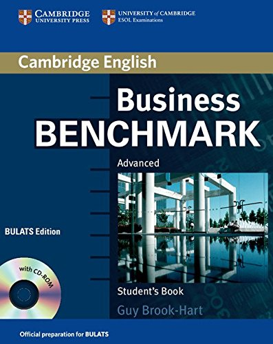 9780521672948: Business Benchmark Advanced Student's Book with CD ROM BULATS Edition