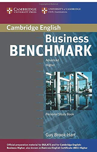 9780521672979: Business Benchmark Advanced Personal Study Book for BEC and BULATS